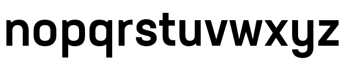 Neusa Next Std Compact Medium Font LOWERCASE