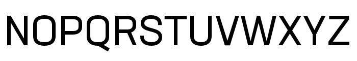 Neusa Next Std Compact Regular Font UPPERCASE