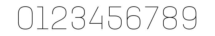 Neusa Next Std Compact Thin Font OTHER CHARS