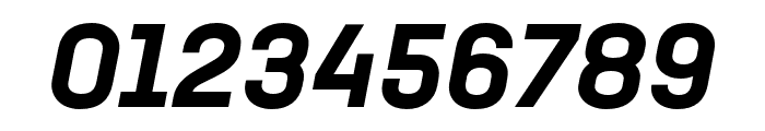 Neusa Next Std Condensed Bold Italic Font OTHER CHARS