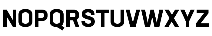 Neusa Next Std Condensed Bold Font UPPERCASE