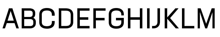 Neusa Next Std Condensed Regular Font UPPERCASE