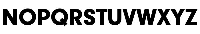 Neuzeit Grotesk ExtCond Black Font UPPERCASE