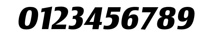 Newbery Sans Pro Cd Bold It Font OTHER CHARS