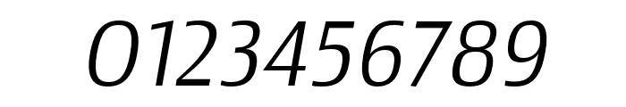 Newbery Sans Pro Cd Light It Font OTHER CHARS