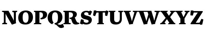 Noort Semibold Italic Font UPPERCASE