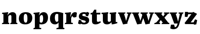 Noort Semibold Italic Font LOWERCASE