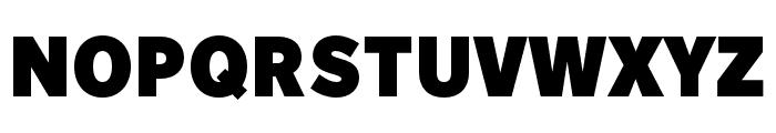 Nort Ultra Font UPPERCASE