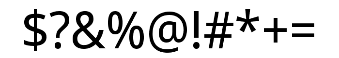 Noto Sans Display ExtraCondensed Font OTHER CHARS