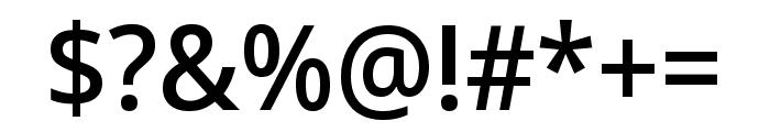 Noto Sans Display Medium Font OTHER CHARS