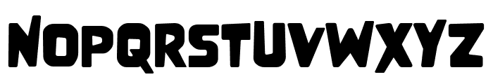 Nove Regular Font UPPERCASE