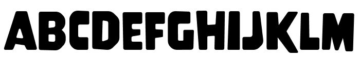 Nove Regular Font LOWERCASE