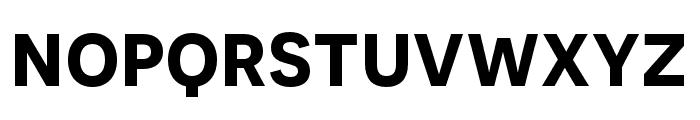 Novecento sans condensed DemiBold Font LOWERCASE