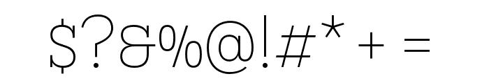 Novecento slab condensed Book Font OTHER CHARS