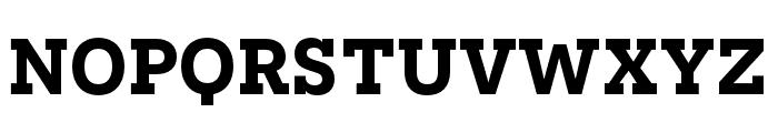Novecento slab condensed DemiBold Font LOWERCASE