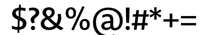 Novel Display Ultra Font OTHER CHARS