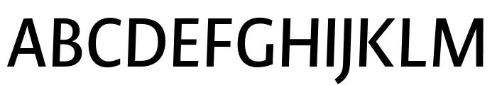 Novel Display XCmp SemiBd It Font UPPERCASE