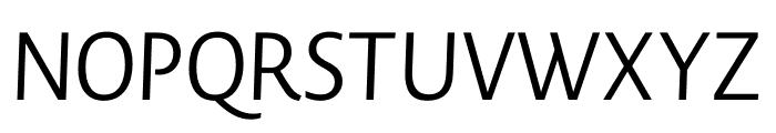 Novel Display XCnd Italic Font UPPERCASE