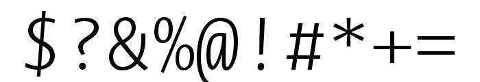 Novel Mono Pro Cmp XLight It Font OTHER CHARS