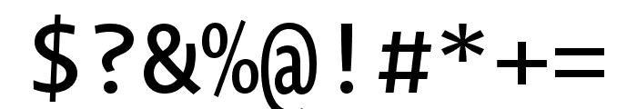 Novel Mono Pro XCnd Medium Font OTHER CHARS