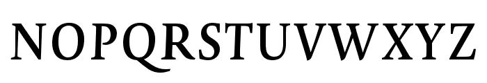 Novel Pro Medium It Font UPPERCASE