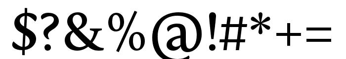 Novel Pro Medium Font OTHER CHARS