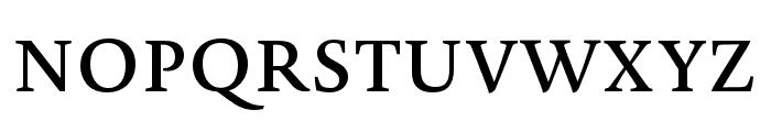 Novel Pro Medium Font UPPERCASE