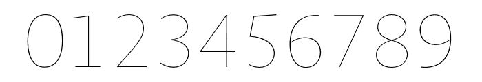 Novel Sans Hair Pro Cmp 48 Font OTHER CHARS