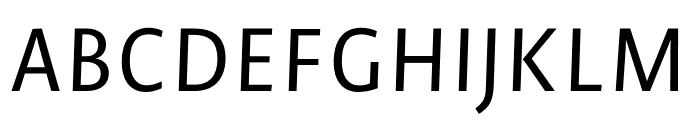 Novel Sans Pro XCmp Italic Font UPPERCASE