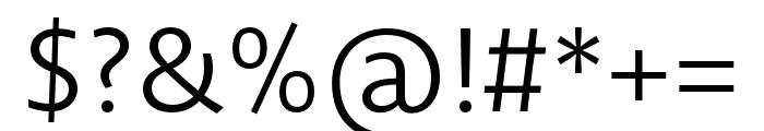Novel Sans Pro XCmp Light Font OTHER CHARS