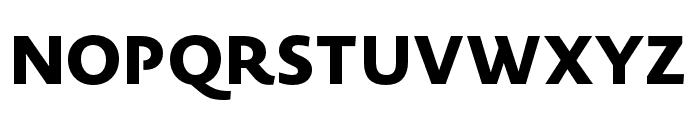 Novel Sans Pro XCmp XBold Font UPPERCASE