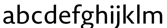 Novel Sans Pro XCnd Regular Font LOWERCASE
