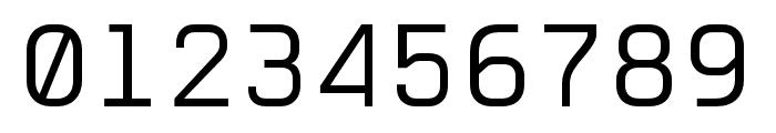 Nubb Regular Font OTHER CHARS