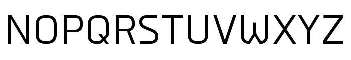 Nubb Regular Font UPPERCASE