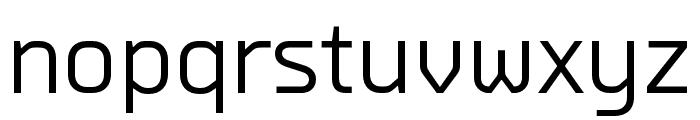 Nubb Regular Font LOWERCASE
