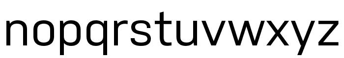 Nudista Medium Font LOWERCASE
