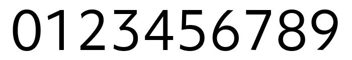 Objektiv Mk1 Regular Font OTHER CHARS