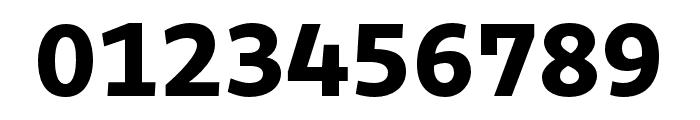 Obliqua Sans Bold Font OTHER CHARS