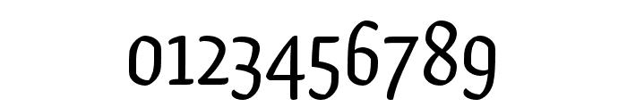 Ode Regular Font OTHER CHARS