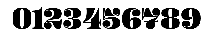 Ohno Fatface 24 Pt Font OTHER CHARS