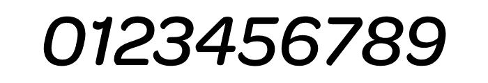 Omnes Narrow Medium Italic Font OTHER CHARS