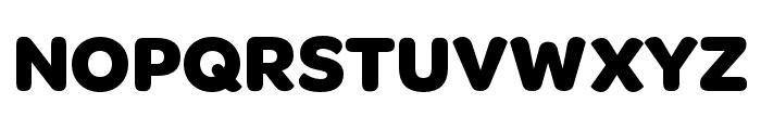 OmnesArabic Bold Font UPPERCASE