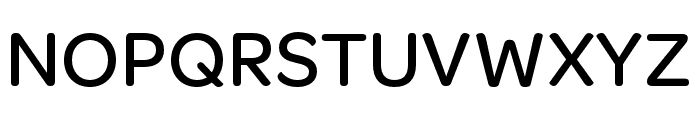 OmnesArabic Medium Font UPPERCASE