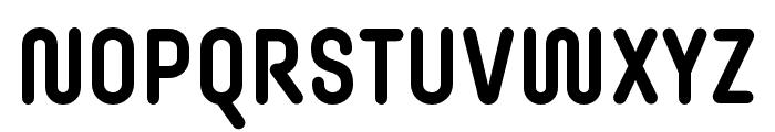 Omnium Tagline Bold Font UPPERCASE