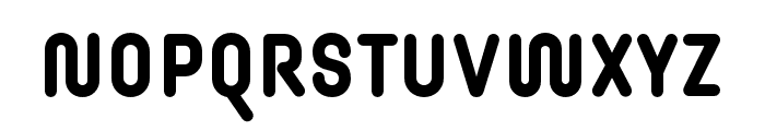 Omnium Tagline Bold Font LOWERCASE
