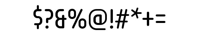 Omnium Tagline Medium Font OTHER CHARS