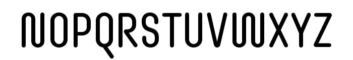 Omnium Tagline Medium Font UPPERCASE