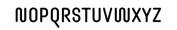 Omnium Tagline Medium Font LOWERCASE