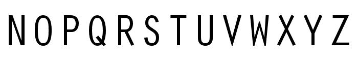 Orator Std Medium Font UPPERCASE