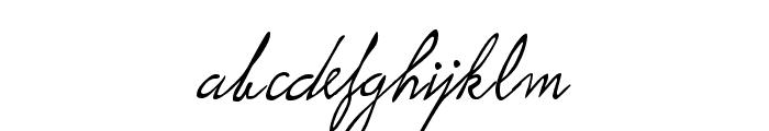 P22 Hopper Edward Font LOWERCASE